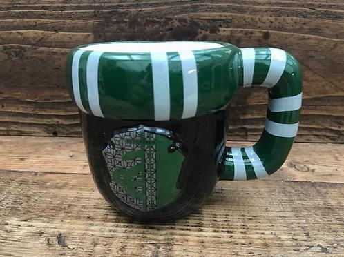 Harry Potter Shaped Mug - Slytherin