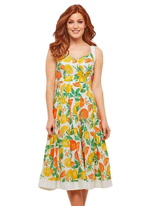 Joe Browns Oranges & Lemons Dress