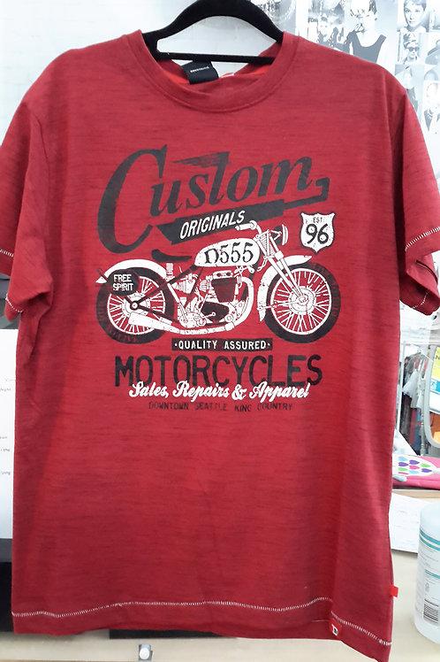 Memphis Red Men's T-Shirt