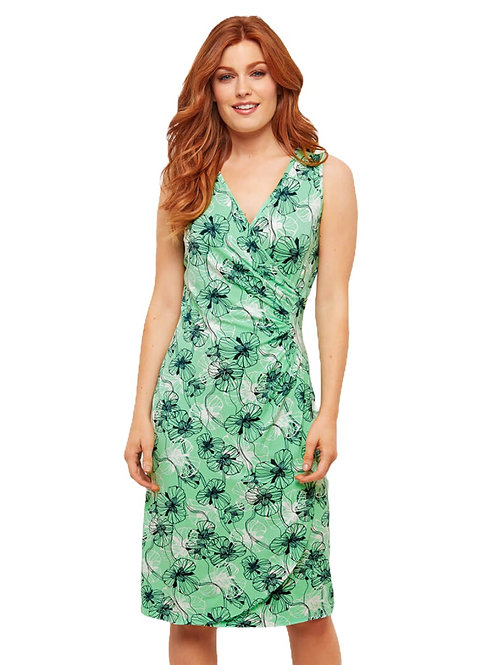 Joe Browns Superbly Flattering Green Dress