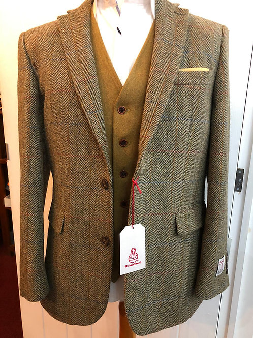Brook Taverner - Harris Tweed Jacket - Stromay