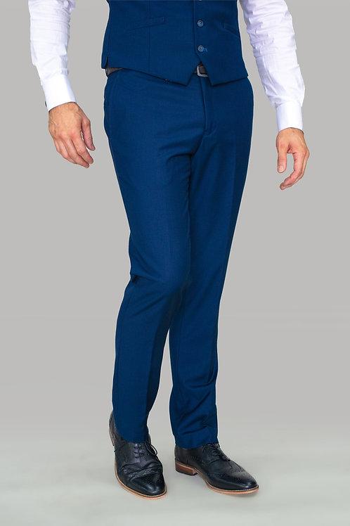 Cavani Jefferson Navy Suit Trousers