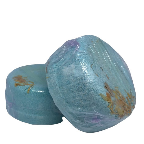 Floral Fizz - Layback and Languish - Large Bath Bomb - Chamomile and Vanilla