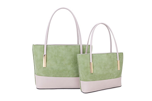 Women's Small Tote Shopper Bag G614-2