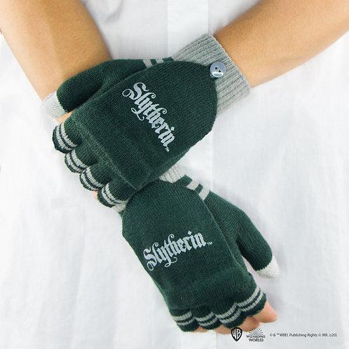 Harry Potter Slytherin Mitten/Fingerless Gloves
