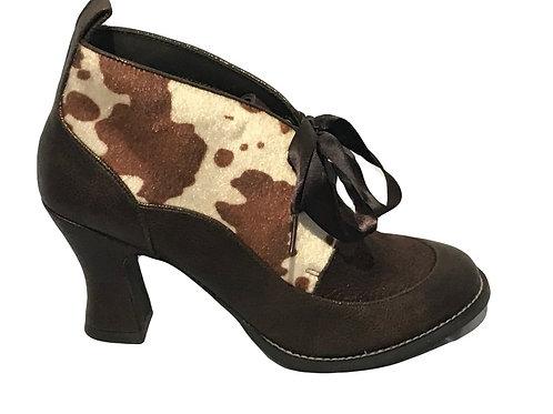 Ruby Shoo Emma Brown Boot