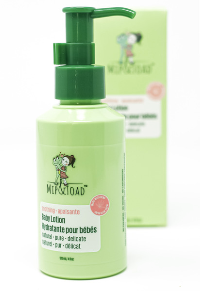 Mip and Toad Baby Lotion