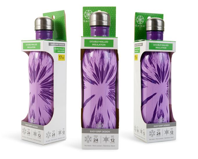 GAIAM packaging