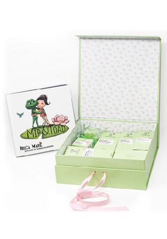Mip & Toad Gift Box Set