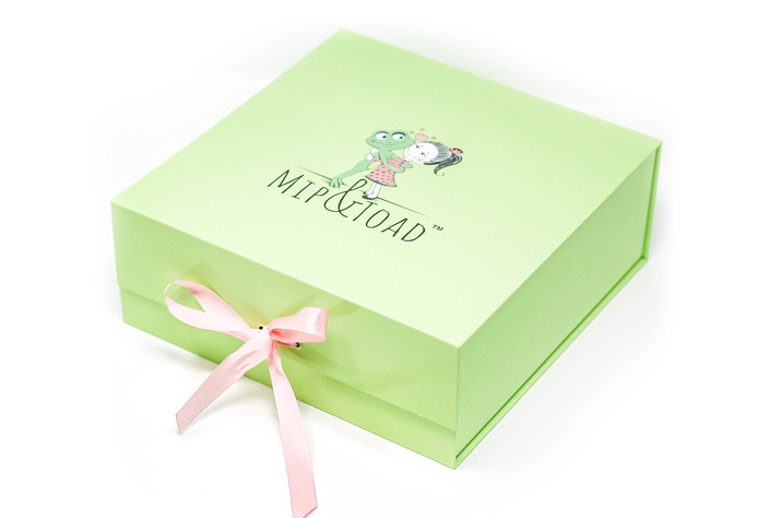 Mip and Toad Gift box