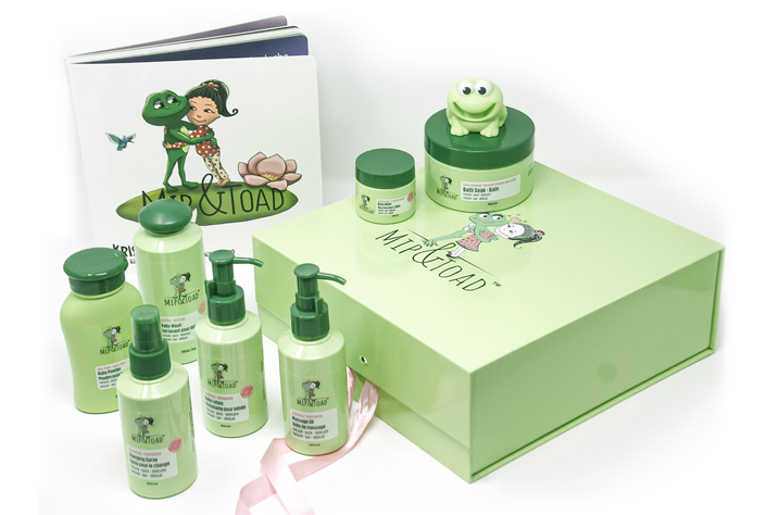 Mip and Toad Gift Set