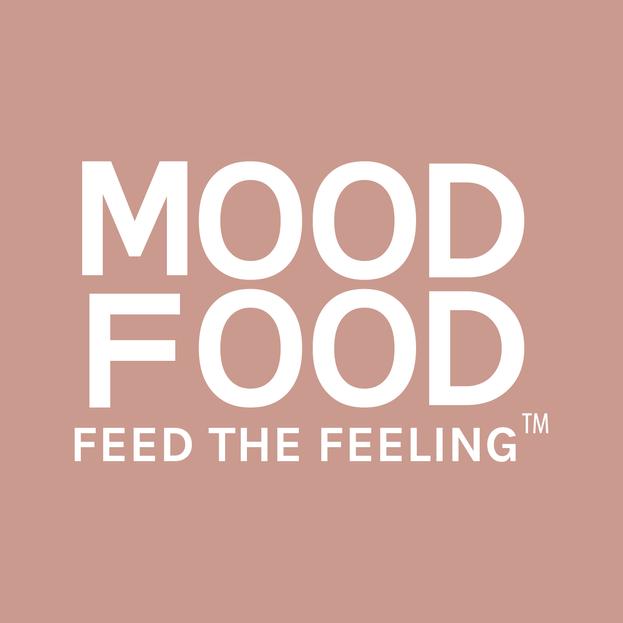 MOOD FOOD branding