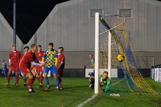 Berkhamsted FC v Hertford Town FC