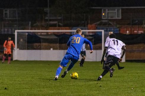 Marlow FC v Berkhamsted FC