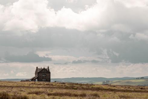 White Edge Lodge, Derbyshire
