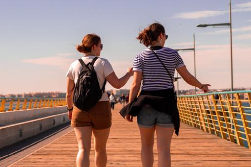 Tourists, Torrevieja