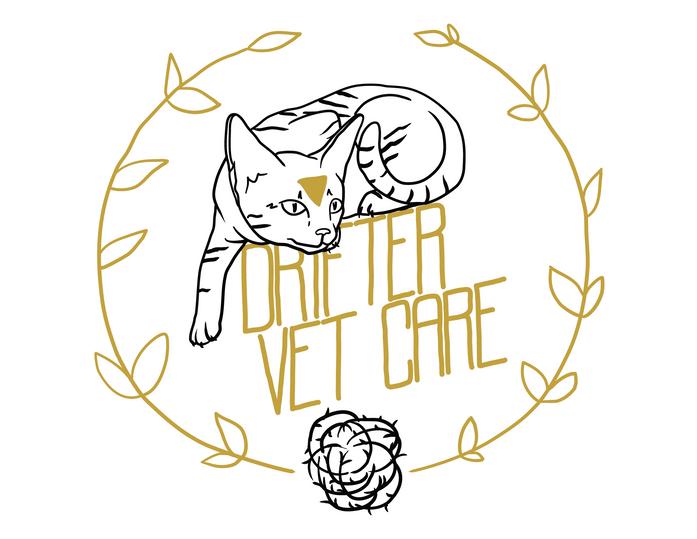 Drifter Vet Care Logo