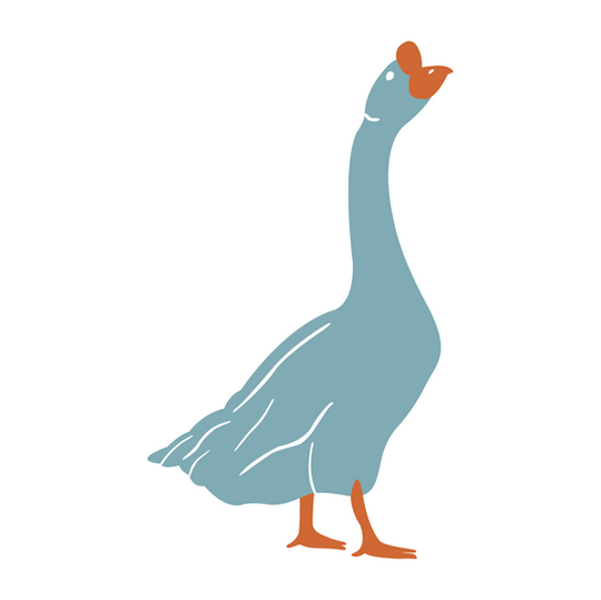 Goose Illustration