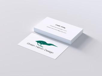 Green Heron Cards