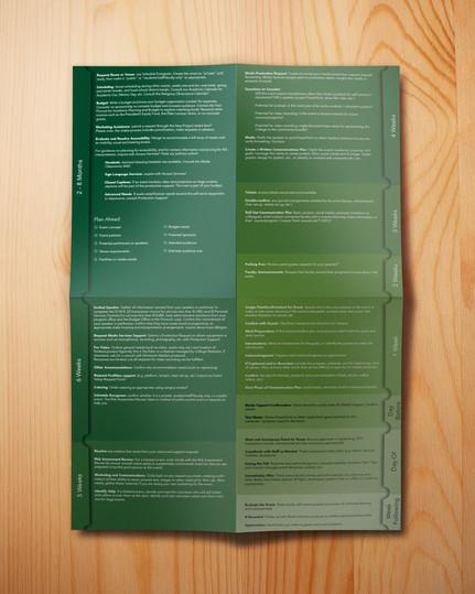 TESC Planning Pamphlet