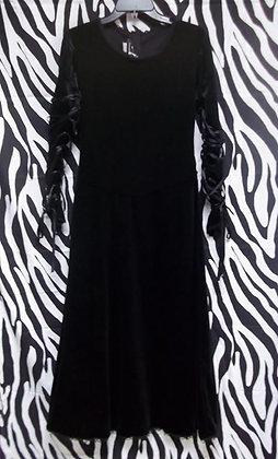 SANDMAN Velvet Dress