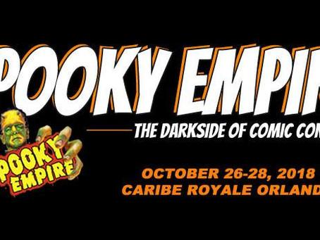 Spooky Empire Oct 2018