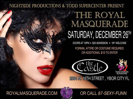 The Royal Masquerade