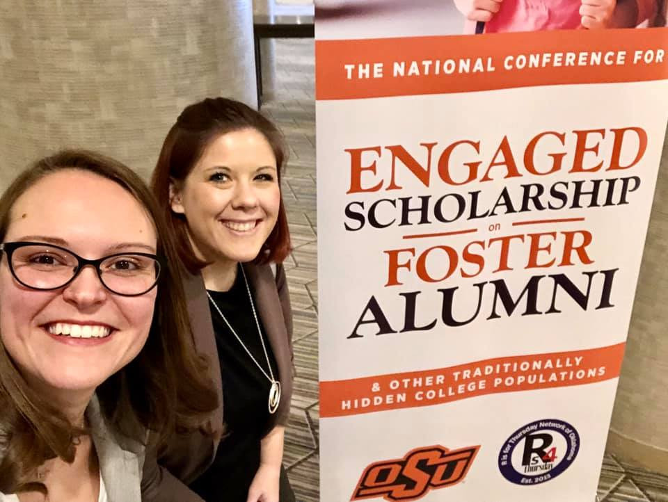 The National Conference for Engaged Scholarship on Foster Alumni