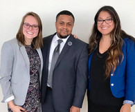 Foster Scholars Presenting at NASPA Annual Conference.