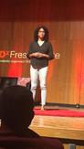 Kizzy Lopez Gives Tedx Talk