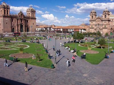 PlazaArmasCusco