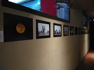 Exposição fotográfica. Projetos estruturantes - 30 de Junho