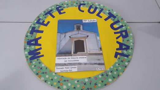 Cartaz Matetê cultural