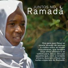 Dia #1 - Ore para que Deus se revele através de sonhos e visões entre as etnias muçulmanas, que tenham seus olhos abertos e se voltem para Jesus. Ore por aqueles que, com o coração sincero, buscam a Deus nas noites especiais do Ramadã.  #juntosnoramadã #euoropna