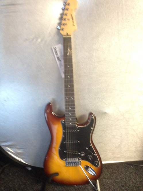 Westfield Electric Guitar in Sunburst