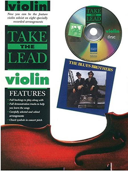 'Blues Brothers' Take The Lead Violin with CD