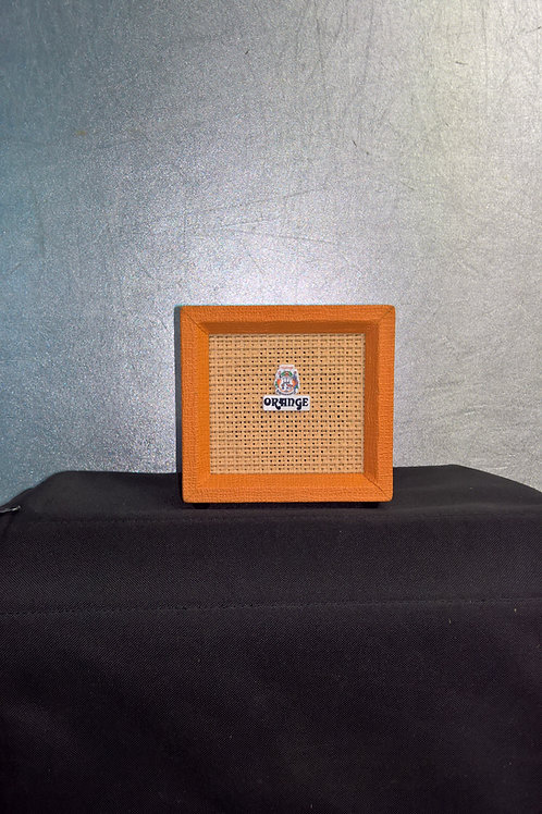 Orange Micro Crush Amp including built in tuner