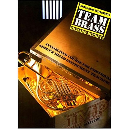 French Horn- Team Brass Music Book