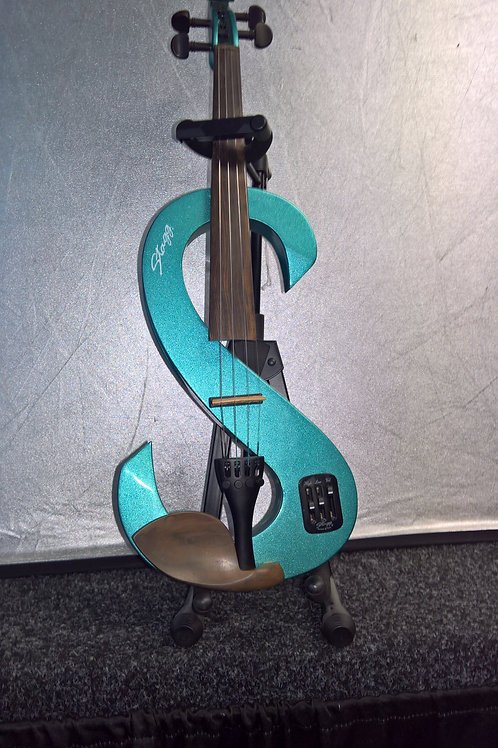 S Shaped Stagg Electric Violin