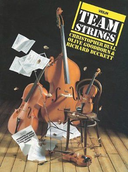 Violin - Team Strings Music Book