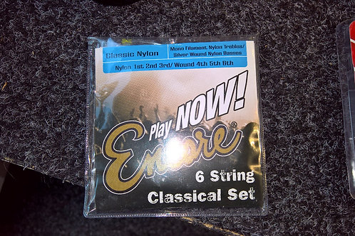 Encore 6 Guitar String Classical Set