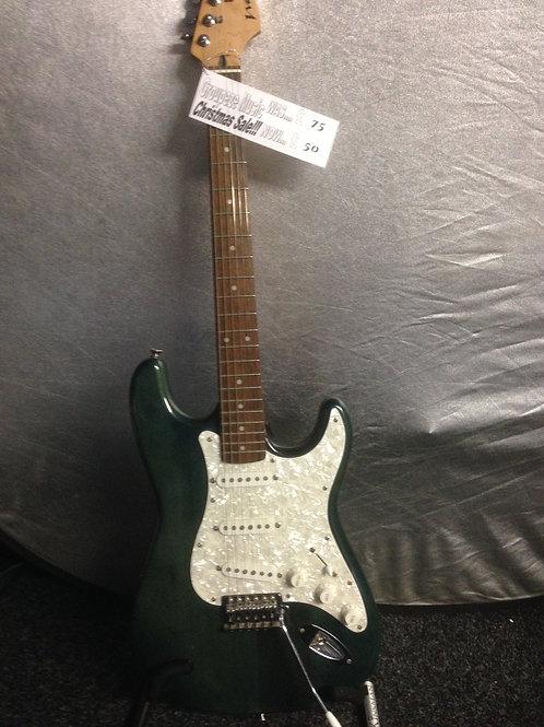 Westfield Electric Guitar in Green