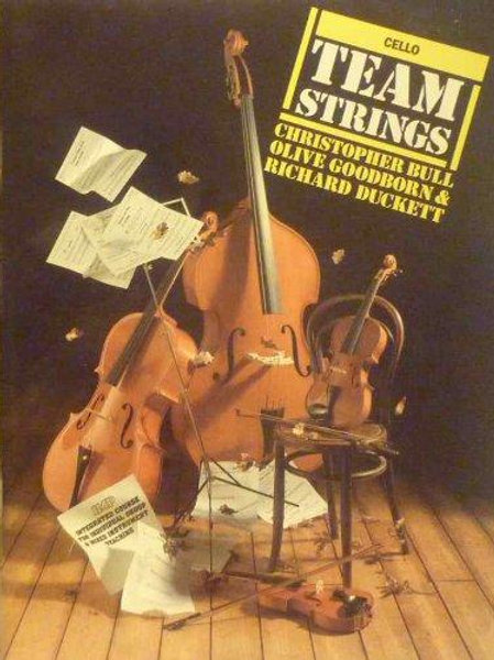 Cello - Team Strings Music Book