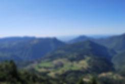 tonezza del cimone vista dal monte spitz hotel al prato