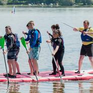 Big paddle
