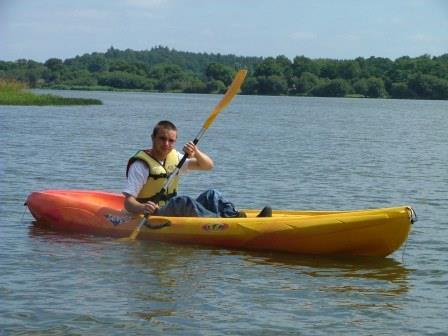 Single Kayak