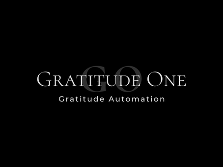 Day One Launch of Gratitude One