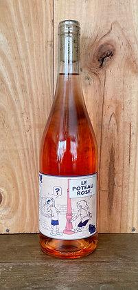 """Frédéric Kast - Vin de France """"Le Poteau Rose"""" 2020"""