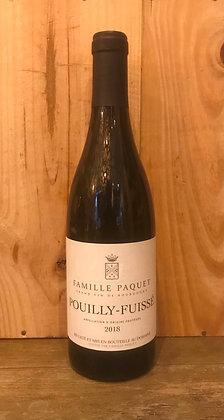 Famille Paquet - Pouilly Fuissé 2018