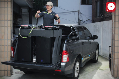 DJ CAR image 1